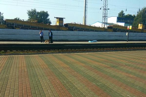 Трагедия произошла неподалеку от вокзала в Новочеркасске