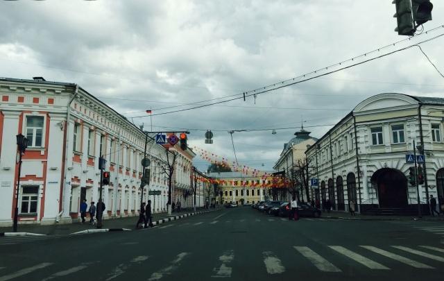 В центре Ярославля на два дня запретят парковаться