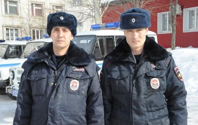 Пермские полицейские спасли задыхавшуюся от газа пенсионерку