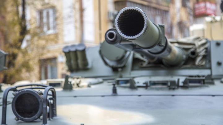 Волгоградцам 2 февраля покажут ракетный комплекс «Искандер»