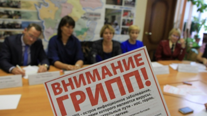 Почти 400 тысяч доз вакцины: в Архангельской области готовятся отразить эпидемию гриппа