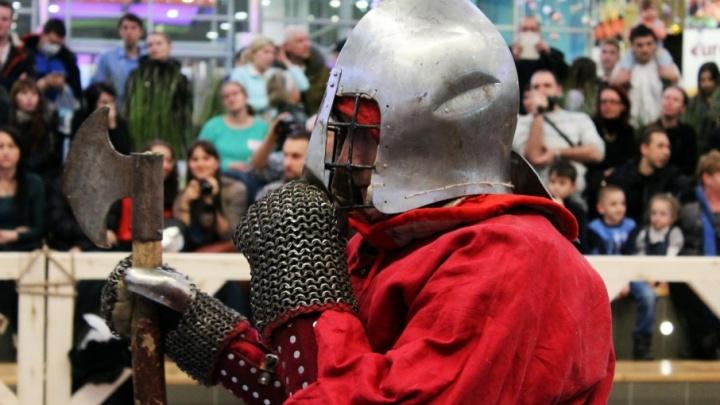 Волгоградцы скрестят мечи с лучшими рыцарями со всей России