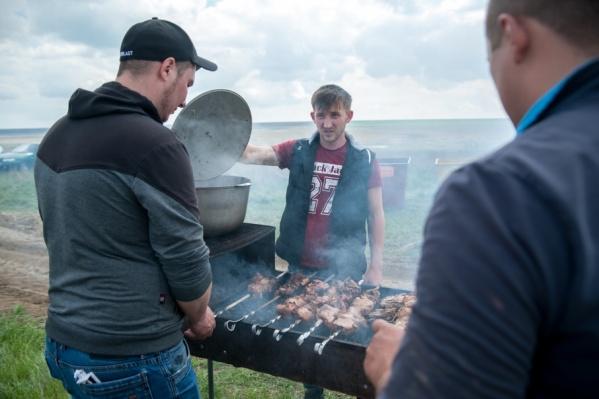 В Ростове запретят готовить любую еду на мангале