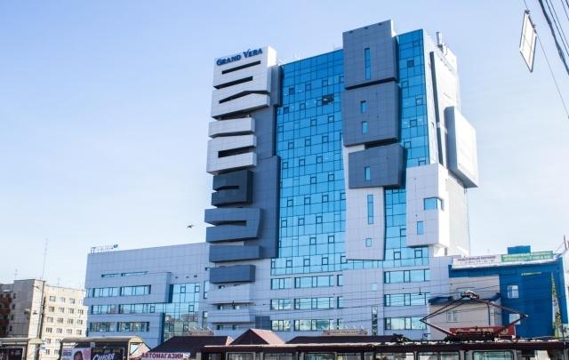 16-этажный бизнес-центр на северке выставили на продажу