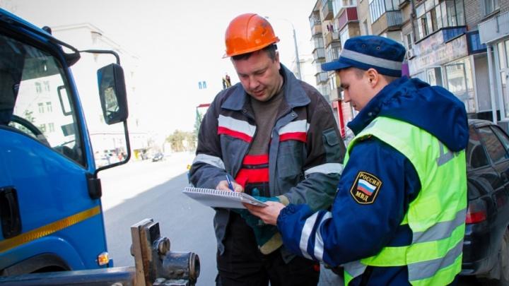 Челябинск получит «мощный эвакуатор» для борьбы с нелегальными маршрутчиками