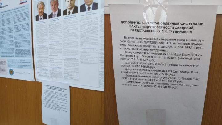 «Это провокация!»: коммунисты заявили о массовых нарушениях выборного законодательства в Поморье