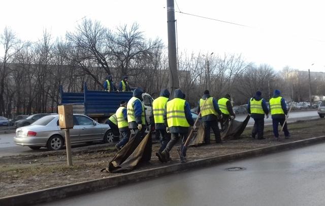 В месячнике чистоты на Дону участвует «армия» из 170 тыс. человек и 5 тыс. единиц техники
