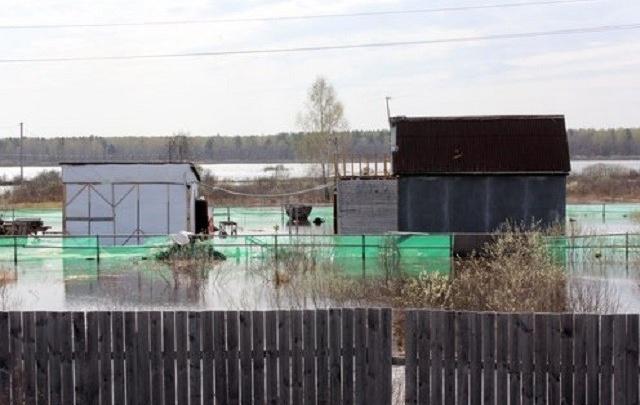 Подготовка к паводку: из сел Тюменского района вывозят тысячи кубов снега