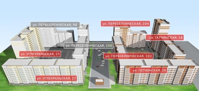 Начинается продажа квартир в новом доме на Парковом