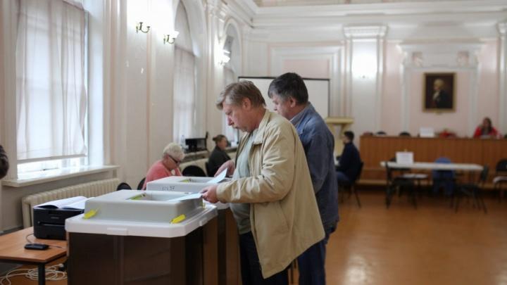 Появились первые результаты выборов в муниципалитет Ярославля