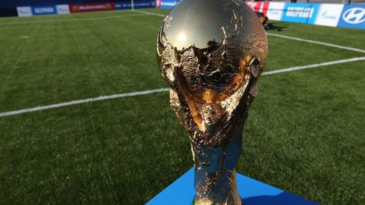 Золотой кубок чемпионата мира по футболу – 2018 привезут в Волгоград