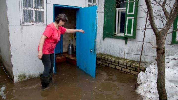Накрывшее Волгоградскую область наводнение освободило еще три района