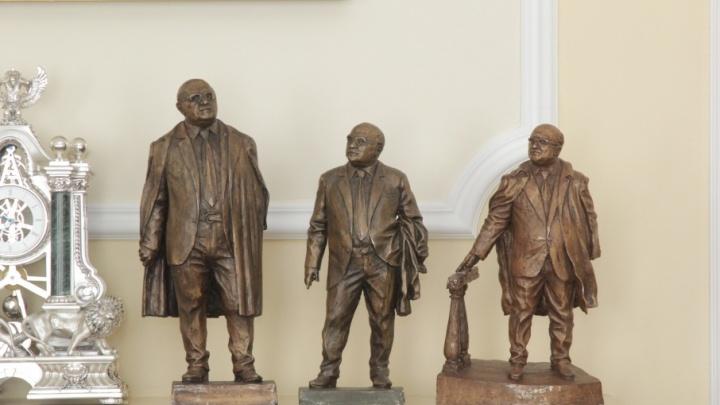 Городские власти решают, где установить памятник Дмитрию Козлову