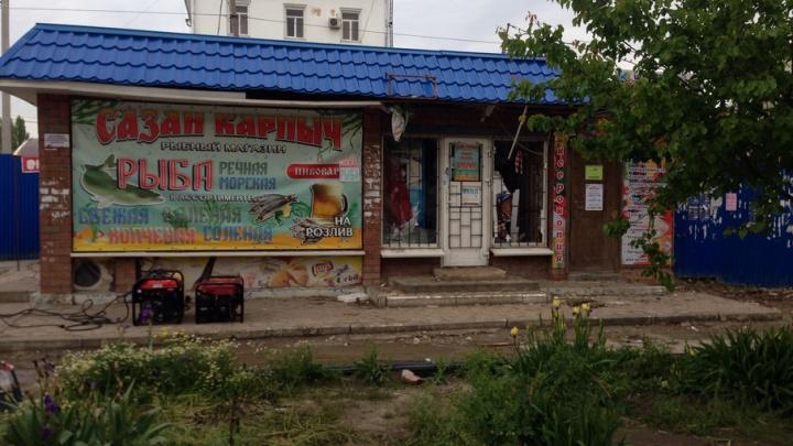 В Волгограде более тридцати киосков и павильонов незаконно подключили к коммуникациям