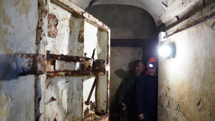 Самарские нотариусы откроют экспозицию в бункере Жукова