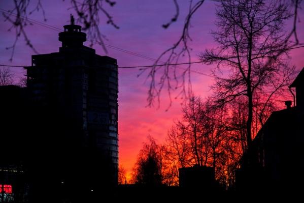 Днем в Поморье будет от +6 до +11°