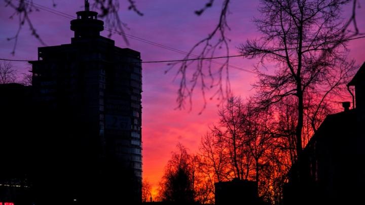 Неустойчивая погода ждет жителей Поморья в понедельник