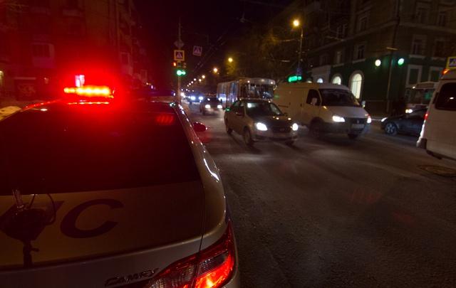 В Тольятти водитель скутера сбил пешехода