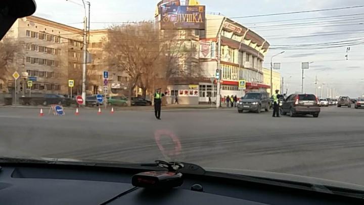 В Волгограде перекрыли проспект Ленина, Хиросимы и улицу Кубинскую