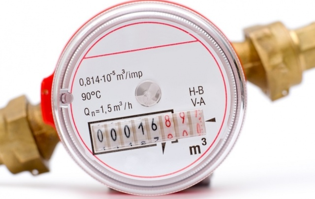 Как передать показания счётчиков горячей воды?