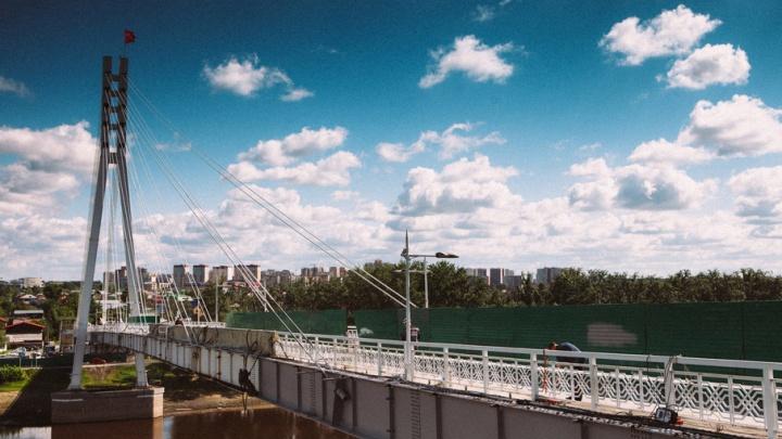 Открытие обновлённого Моста влюблённых перенесли на месяц