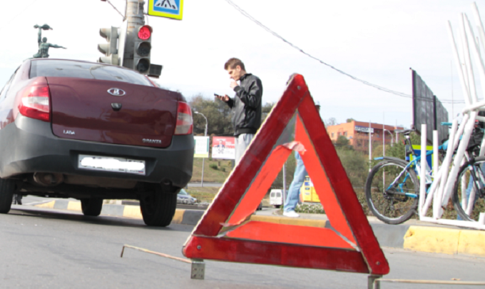 В Азовском районе задержали водителя, насмерть сбившего ребенка