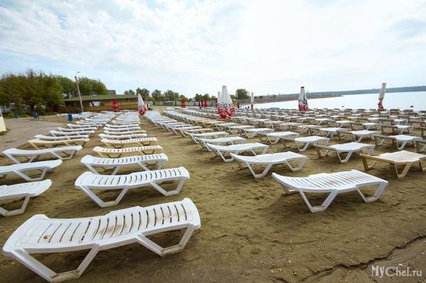 Нынешним летом в Челябинске будут работать девять пляжей