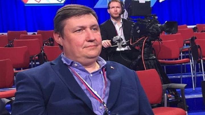 Александр Осипов отказался уступить кресло активисту ОНФ