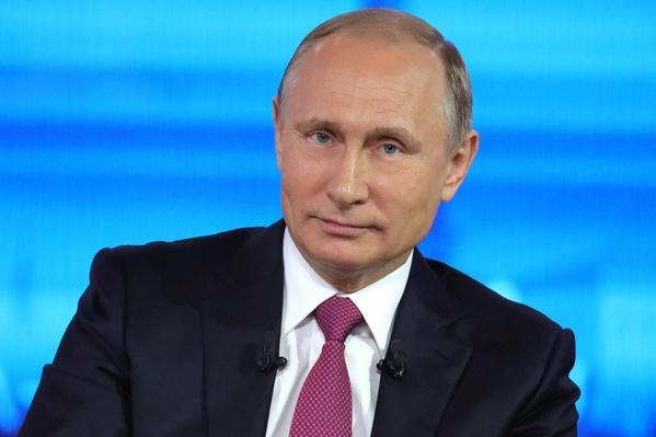 Владимир Путин рассказал жительницы Нягани, что ее проблема решается