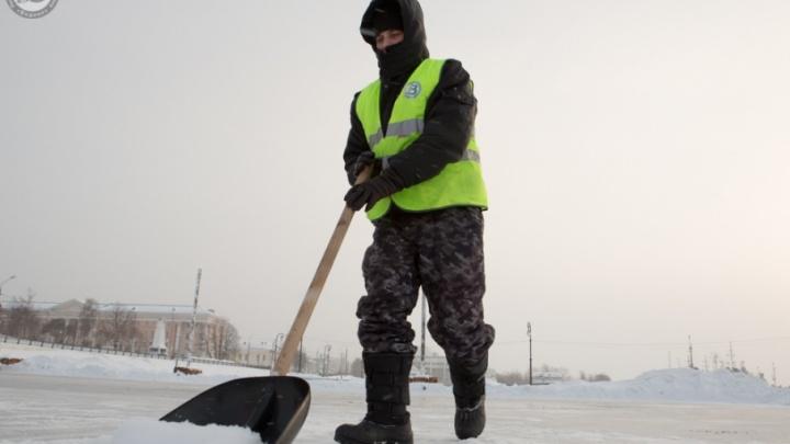 В День всех влюбленных на Красной пристани откроют бесплатный каток