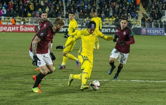 ФК «Ростов» принес больше всего очков для России в таблицу коэффициентов УЕФА