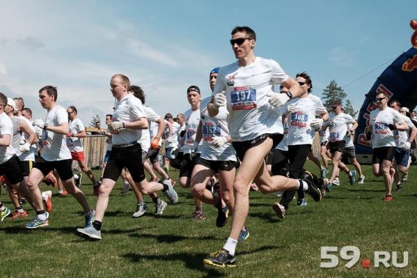 Пермский международный марафон состоится 3 сентября