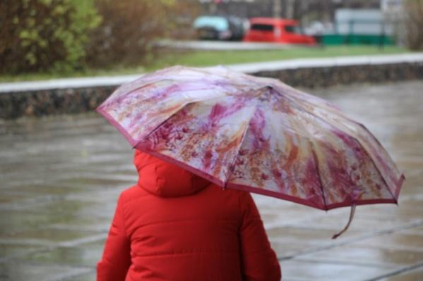 Переход к дождливой погоде начнется раньше, чем прогнозировали синоптики еще вчера
