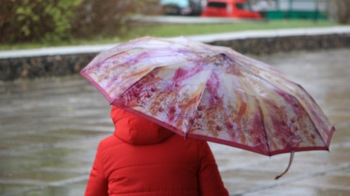 В Поморье сегодня днем ожидаются грозы и даже град
