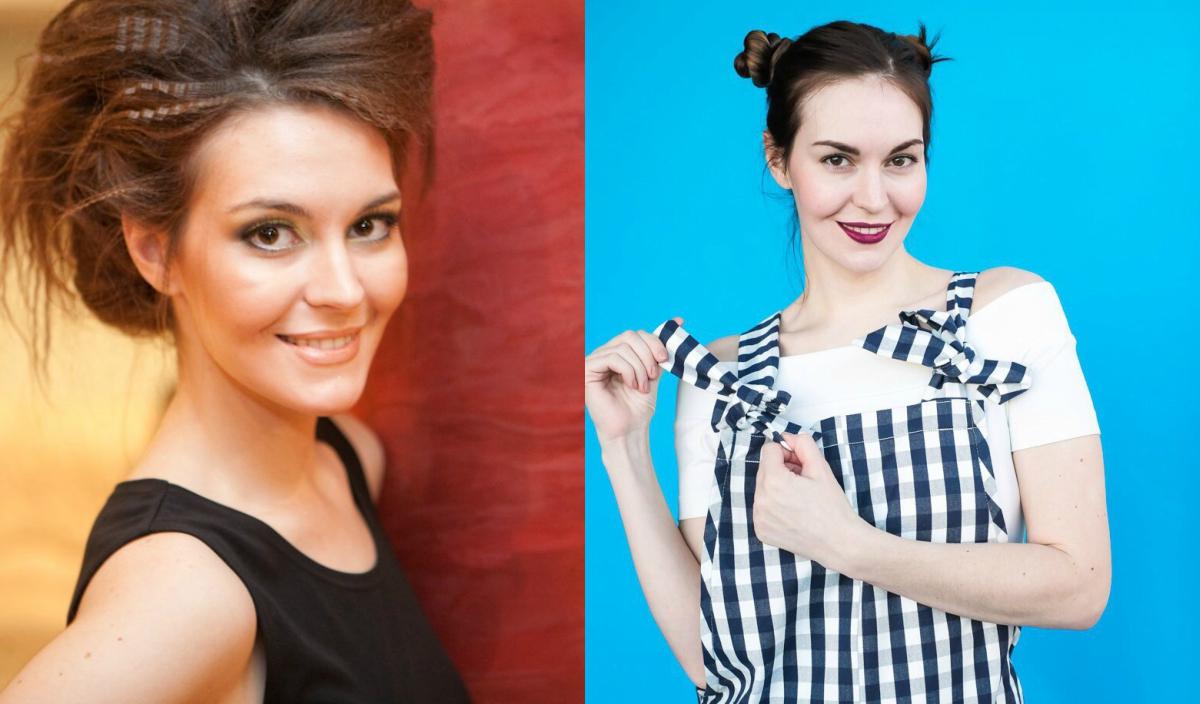 «Мисс Тюмень – 2007» – 10 лет назад (слева) и сейчас