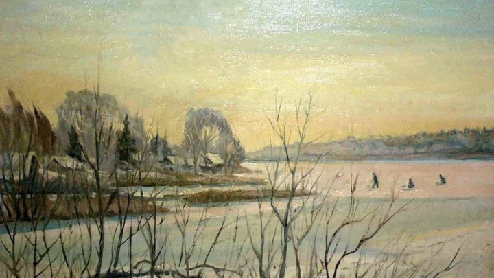 «Тихая моя родина»: выставка неоконченных пейзажей откроется в Ростове