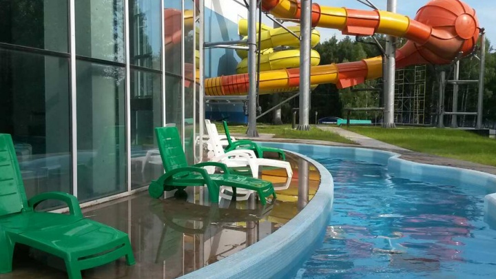 В Ярославле появился бассейн под открытым небом