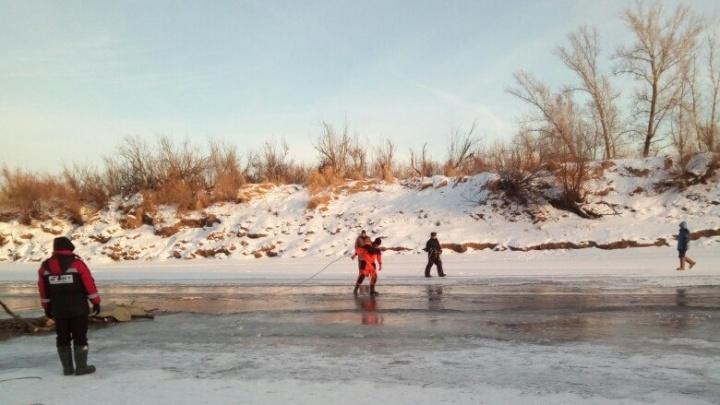 Родные тюменца, пропавшего на снегоходе, рассказали свою версию произошедшего