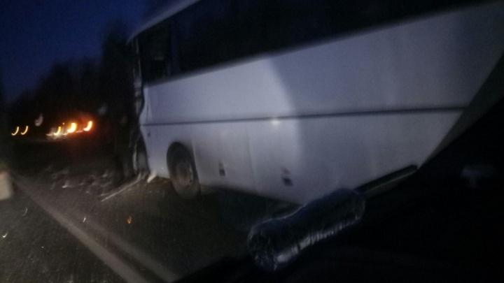 Следователи: ДТП с автобусом, в котором ехали дети, произошло по вине водителя грузовика