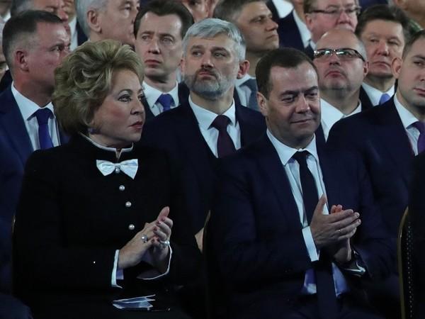пресс-служба президента РФ