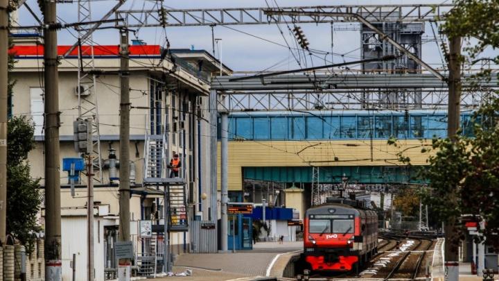 Погибший на железнодорожных путях студент ЮФУ свел счеты с жизнью