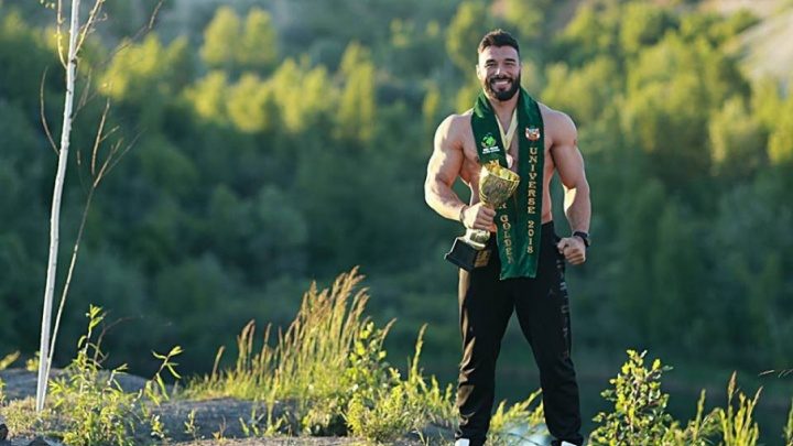 Ростовчанин стал самым красивым мужчиной в мире