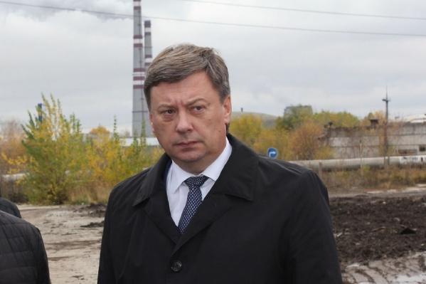 Олег Фурсов занимал должность градоначальника с 2014 года