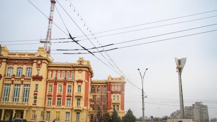 В День Победы в Ростове будет пасмурно и дождливо