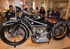 На международной выставке IMIS 2016 выставят первый мотоцикл BMW