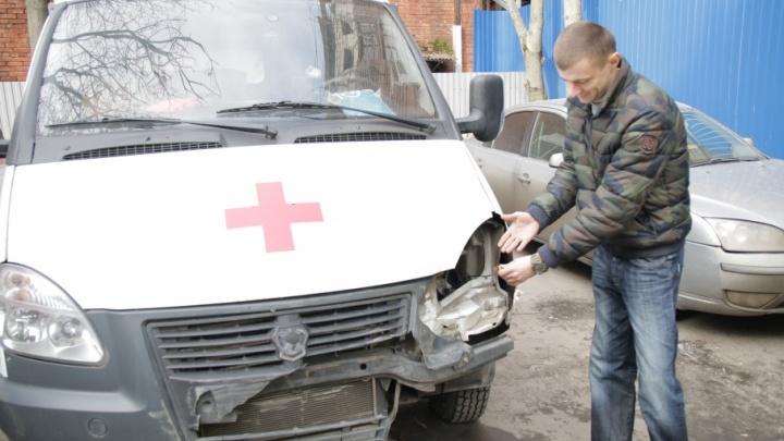 Бич скорой — камеры и штрафы: водители неотложек в Ростове рассказали о сложных отношениях с ГИБДД