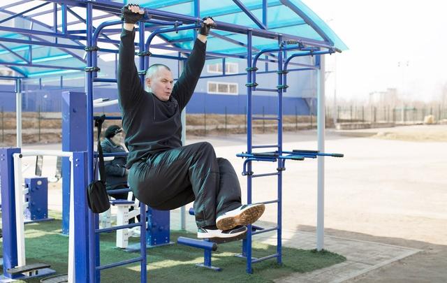 В Ярославле откроют десять спортплощадок с тренажерами: адреса