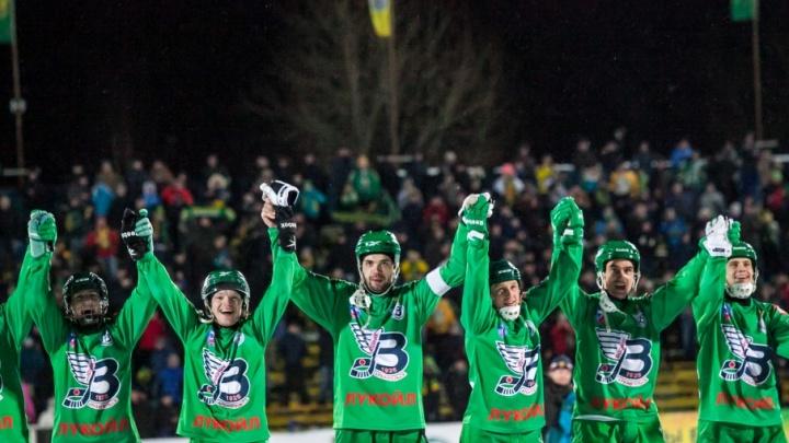 «Водник» одержал первую победу на международном турнире ExTe Cupen