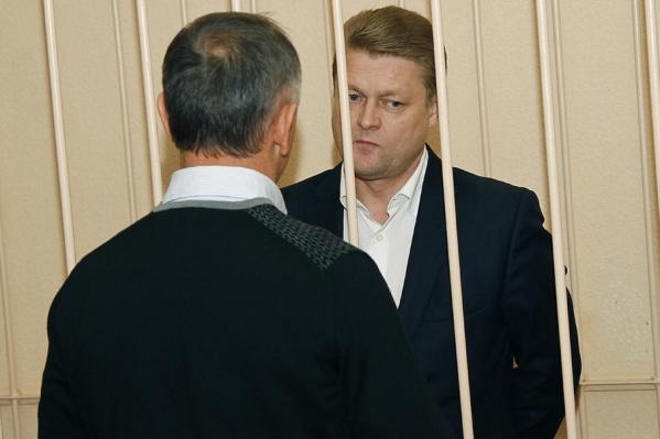 Алексею Сафонову в ходе следствия неоднократно меняли меру пресечения