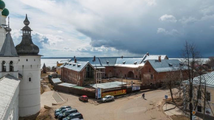 В ростовском Конюшенном дворе откроют музей русской дороги